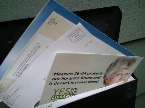 The Murphy mailbox