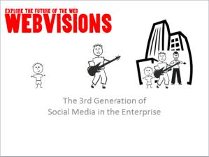 Web Visions 2011 presentation